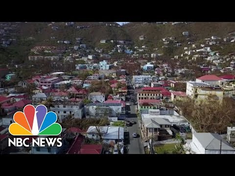 Irma: 'Everything Is Closed' As Shortages Hit U.S. Virgin Islands | NBC News