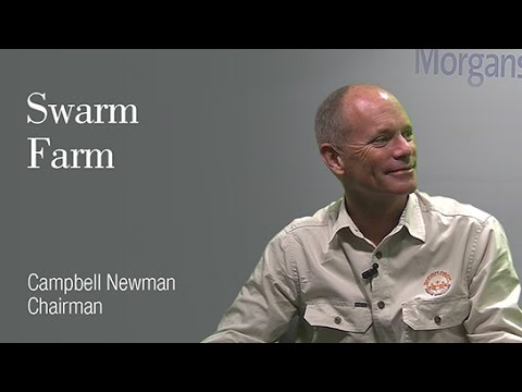 Swarm Farm: Campbell Newman, Chairman
