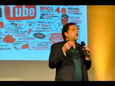 What is the future of new media entertainment? Robert PIRET - WikiStage ESCP Europe