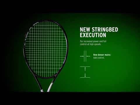 HEAD Tennis Graphene 360 Speed Racquet Series Technology Video