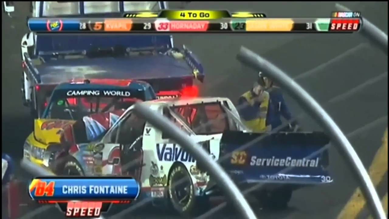 2011 Nextera Energy Resources 250 The Big One 2 Call