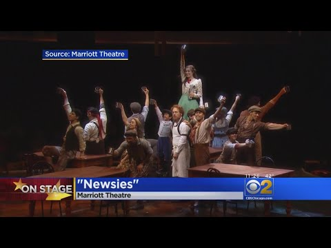 On Stage: 'Marie Christine' at BoHo Theatre and 'Newsies' at the Marriott Theatre