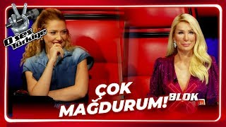Obstacle from Hadise to Seda | The Voice Turkey | Episode 3