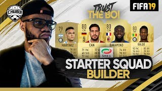 Cheap Serie A Starter Team | Trust The Boi | FIFA 19 Ultimate Team