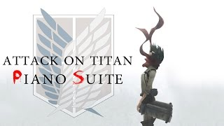 Repeat youtube video Attack on Titan Piano Suite [Sheets Available][4k]