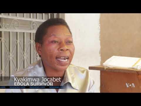 Uganda's Ebola Survivors Recall Disease's Horrors on DRC Outbreak