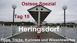 ✈️Ostsee Spezial Tag 15 Seebrücke und Promenade Heringsdorf Insel Usedom