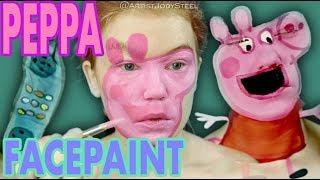 Transforming Myself into Peppa Pig! *Family Friendly*
