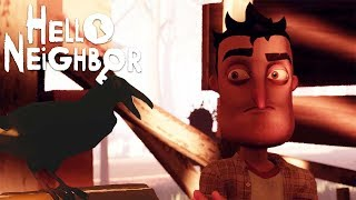 ПРИЗРАКИ ИЗ ПРОШЛОГО ► Hello Neighbor #3