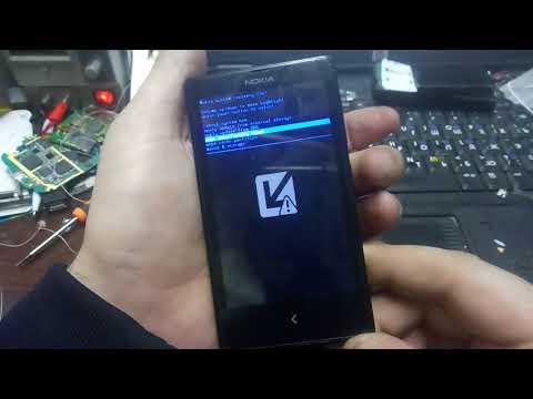 Nokia X Dual Sim Rm-980 хард ресет Hard Reset