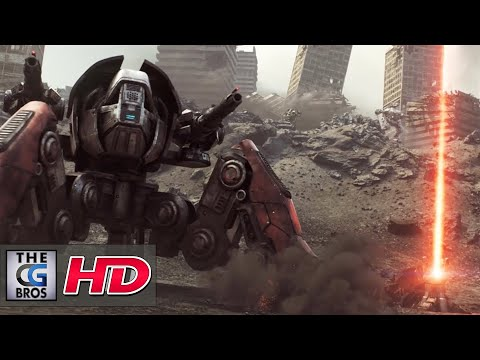 "CGI Animated Trailers: ""War Robots"" - by RealtimeUK"