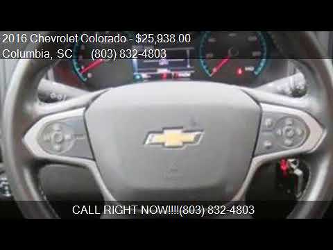 2016 Chevrolet Colorado  for sale in Columbia, SC 29212 at L