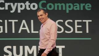 Andreas M. Antonopoulos at the CryptoCompare Digital Asset Summit, London, June 2019