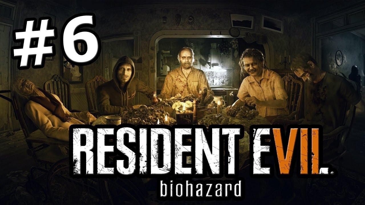 Resident Evil 7 -Gameplay ITA -#06 – BOSS Jack Baker