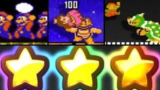 Super Mario ALL REMIX STAGES in NES Remix 2 (Wii U)