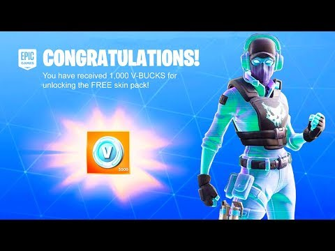 EVERYONE CAN NOW GET FREE SKINS IN FORTNITE!