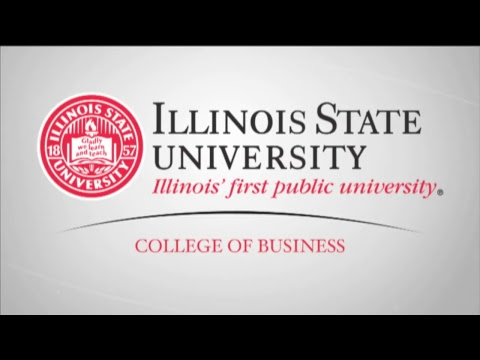 Illinois State University Spring Commencement - College of Business