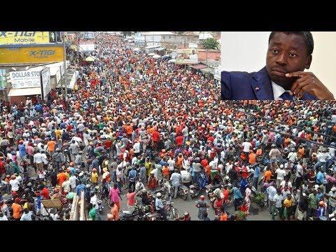 Togo:Un politicien exige la fin du dialogue, appelle à une vraie révolution pour renverser le régime