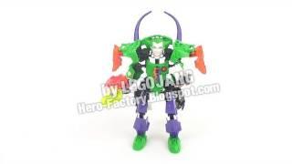 Lego Super Heroes: The Joker + Green Lantern Combiner 2 (ultrabuild)