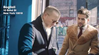 Get Ready With ME New York Edition feat. The Sartorialist | Mens Fashion 2017