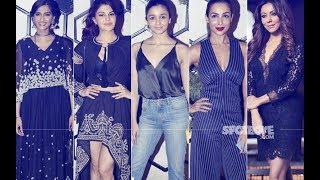 STUNNER OR BUMMER:Sonam Kapoor,Jacqueline, Alia Bhatt,Malaika Arora Or Gauri Khan? | SpotboyE