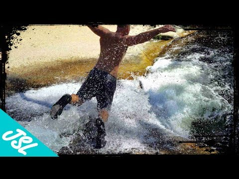 WILD Natural Water PARK in Sequoia National Forest. Water Slides, Cliff Jumps, Whirlpools and MORE!