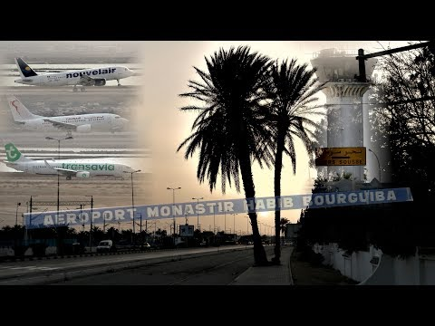 [HD] DTMB/MIR Monastir Airplane Spotting with Nouvelair,Tunisair,Libyanair,Tunesian Air Force,