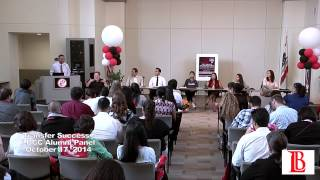 LBCC - Transfer Success - LBCC Alumni Panel - 2014
