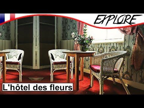 VERLATEN Hotel in Frankrijk, bijna BETRAPT! ⇝ #Takiany