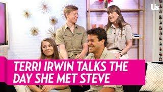 Terri Irwin Met Late Husband Steve the Same Way Daughter Bindi Met Fiancé Chandler Powell