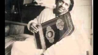 Raga Basant Bahar - Ustad Salamat Ali Khan