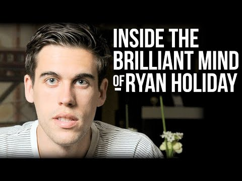 Ryan Holiday | Behind the Brand