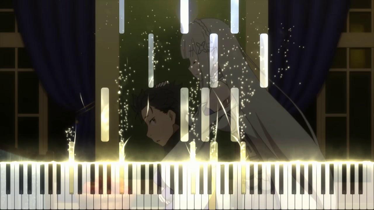 Re Zero kara Hajimeru Isekai Seikatsu 2nd Season  Episode 01 OST - Subaru Cry