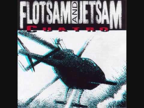 Flotsam and Jetsam-Swatting at flies.wmv