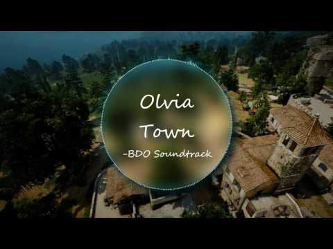 Black Desert Soundtrack - Olvia Town