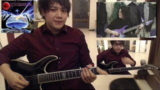 Download Mp3 Stratovarius - Black Diamond Guitar Cover By Koi