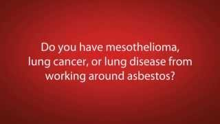 Mesothelioma or Asbestos Related Settlement Information from Ward Black Law