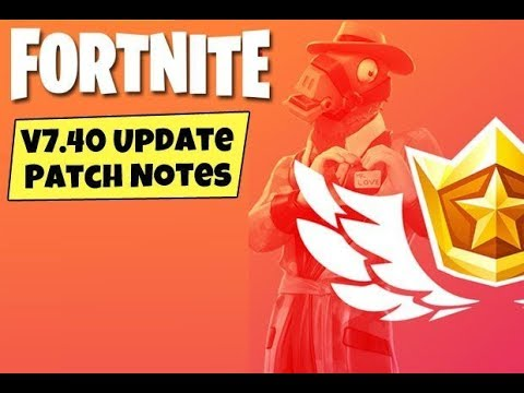 Is this the fall of Apex Legends? (Fortnite Patch Notes 7 ...