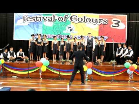 BINA BANGSA SCHOOL - MALANG CHORAL COMPETITION 2012
