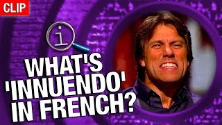 QI | What\'s \'Innuendo\' in French?