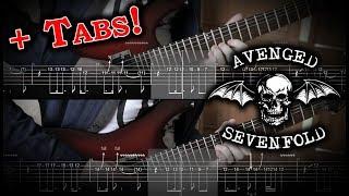 Avenged Sevenfold - Set Me Free (Guitar Tutorial w/Tabs)