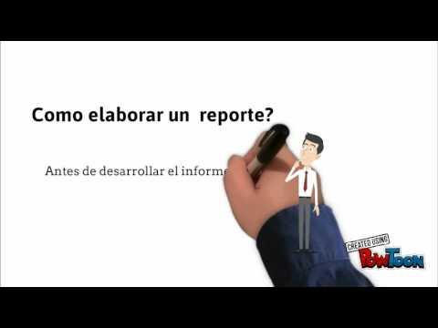 Ejemplo de reporteиз YouTube · Длительность: 2 мин2 с