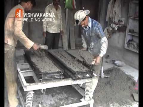 Precast Concrete Mould - Shree Vishwakarma Welding Works