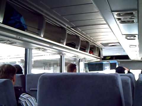 Crossing Usa Canada Border By Greyhound Youtube