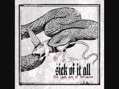 Sick Of It All - Last Act Of Defiance (Full Album Stream)