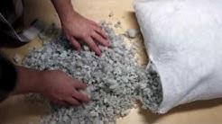 Memory Foam Cluster Pillow Shredded Walmart $10 Mainstays