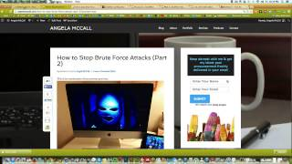 Video Blogging Challenge 20 | How to Stop Brute Force Attacks (Part 2)