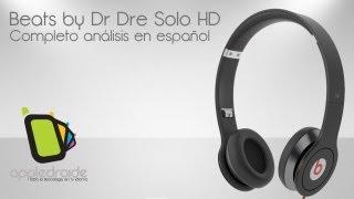 Audífonos Beats by Dr Dre Solo HD(Bienvenidos al completo análisis de los audífonos beats by Dr Dre solo HD y nuestra experiencia de uso, en este review veremos si vale la pena invertir en ..., 2012-06-27T02:13:16.000Z)