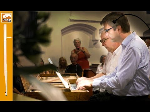 Jacques van Oortmerssen & Wim Winters LIVE 2014, organ/clavichord