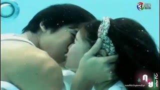 Nadech Yaya Underwater Kiss in Duangjai Akkanee (Nadechpantip video)